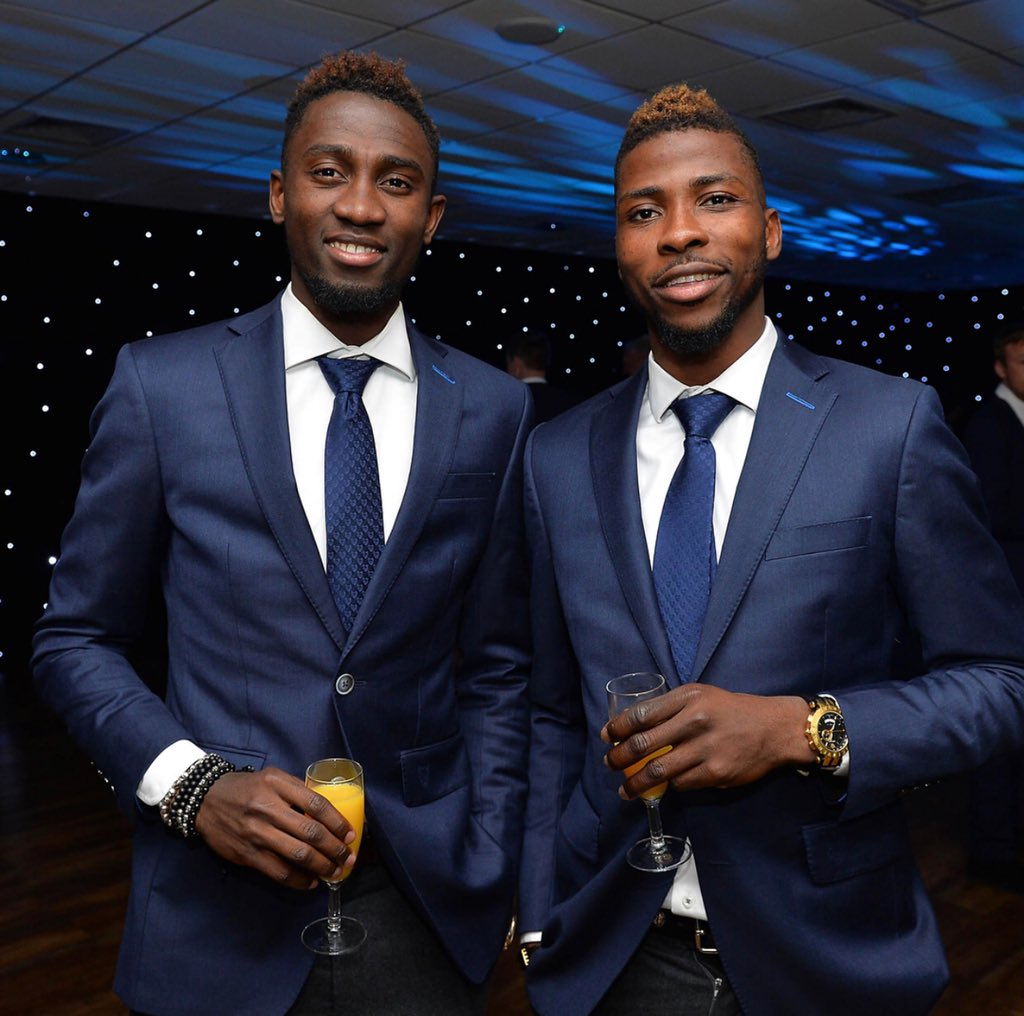 Image result for kelechi iheanacho and wilfred ndidi