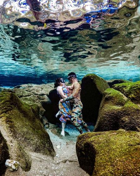 Pemandian Alam Aek Simatahuting Siantar | Kolam Aqua
