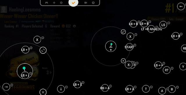 Panda gamepad pro full APK