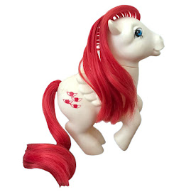 My Little Pony Heart Throb Year Three Int. Pegasus Ponies II G1 Pony