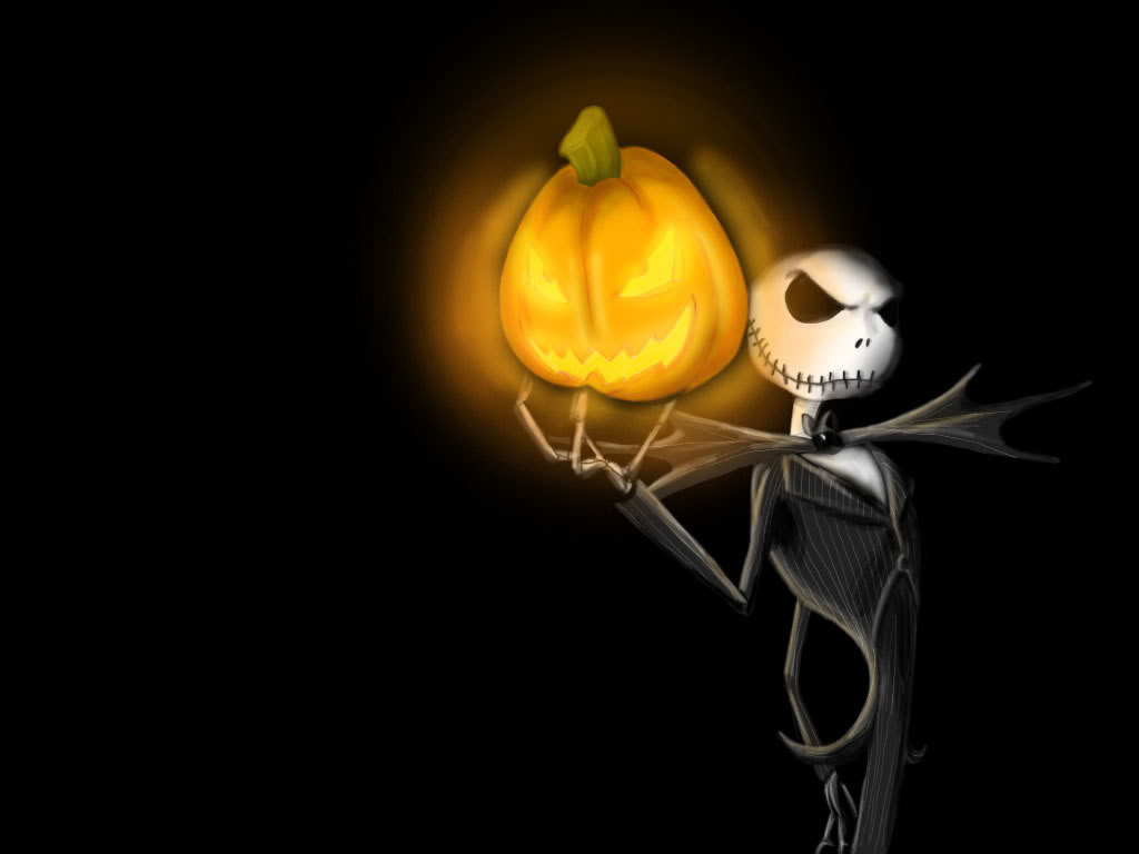 jack skellington halloween wallpaper - photo #7