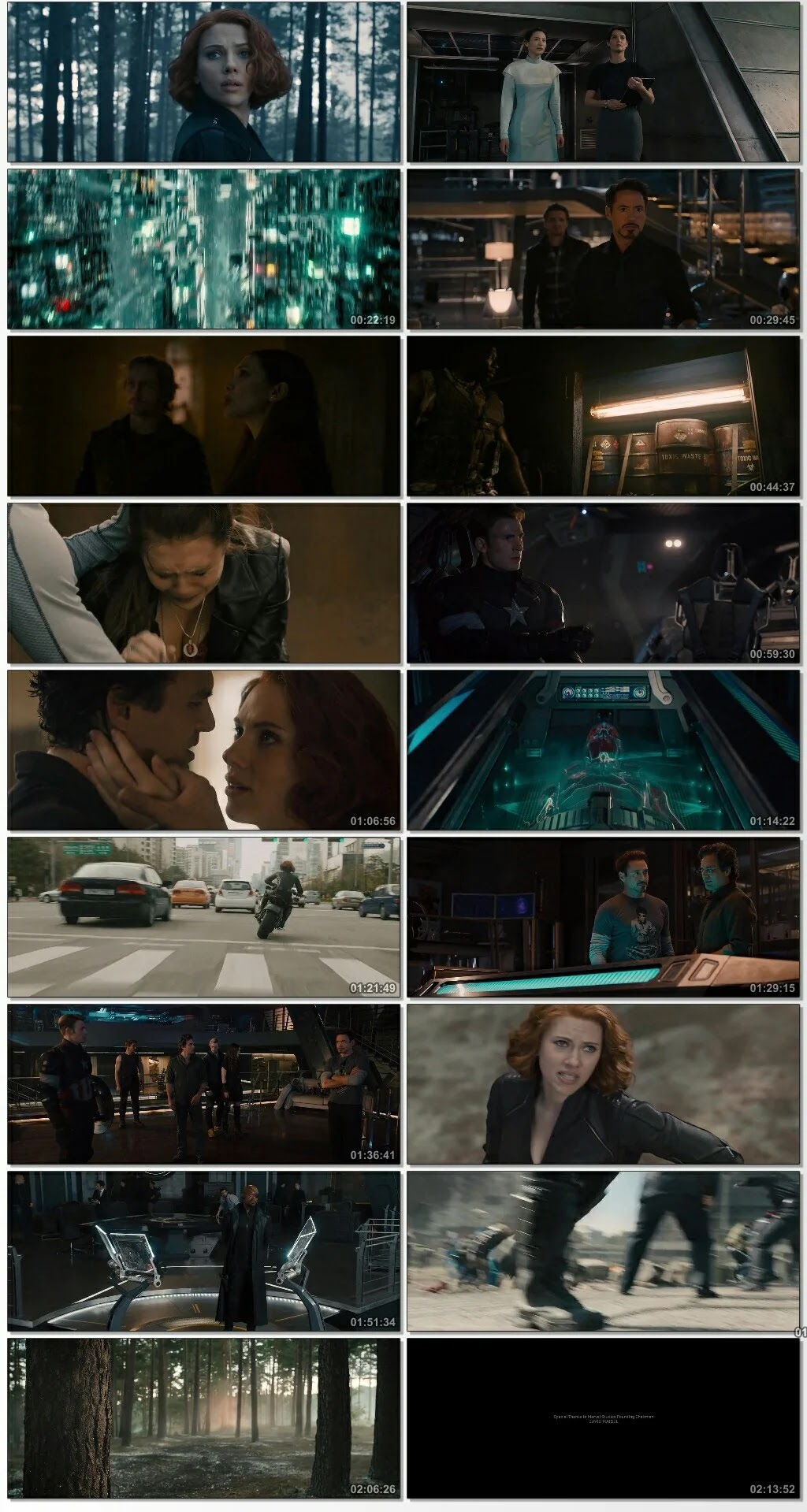 Avengers: Age Of Ultron 2015 full movie Download