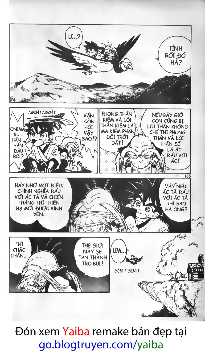 Yaiba chap 18 trang 18