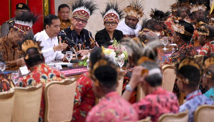Janji Jokowi Untuk Papua