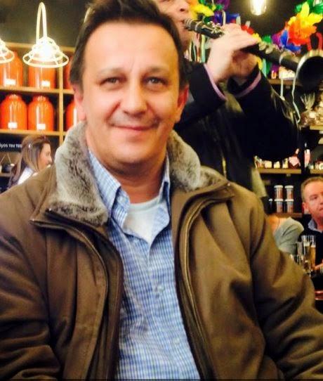 Στην Καστοριά θα θυμόμαστε πάντα το χαμόγελο σου...Καλό ταξίδι φίλε Θωμά.