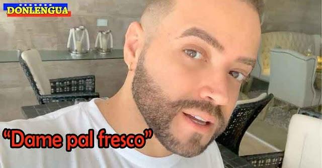 Nacho comienza a vender saludos en videos online a 125 dólares cada uno