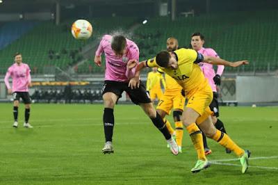 ملخص واهداف مباراة توتنهام ولاسك لينز المثيرة (3-3) الدوري الاوروبي