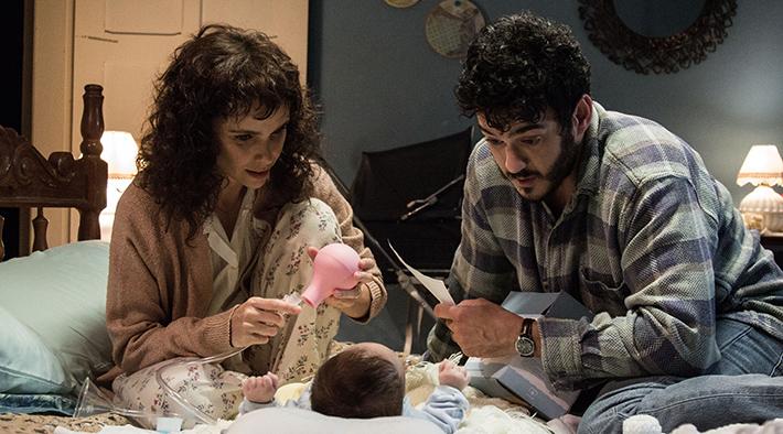 O Filho Eterno - Marcos Veras e Débora Falabella