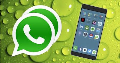 Como tener 2 cuentas de WhatsApp en el mismo teléfono