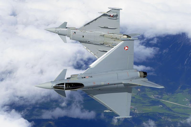 Indonesia offers buy Austrian Eurofighter