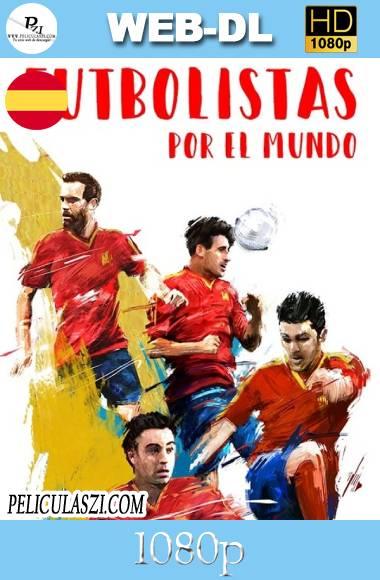 Futbolistas por el Mundo (2020) HD Temporada 1 AMZN WEB-DL 1080p Castellano