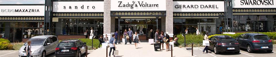 Mcarthurglen Troyes magasins d'usine Shopping Soldes Janvier 2017 Deuxaimes