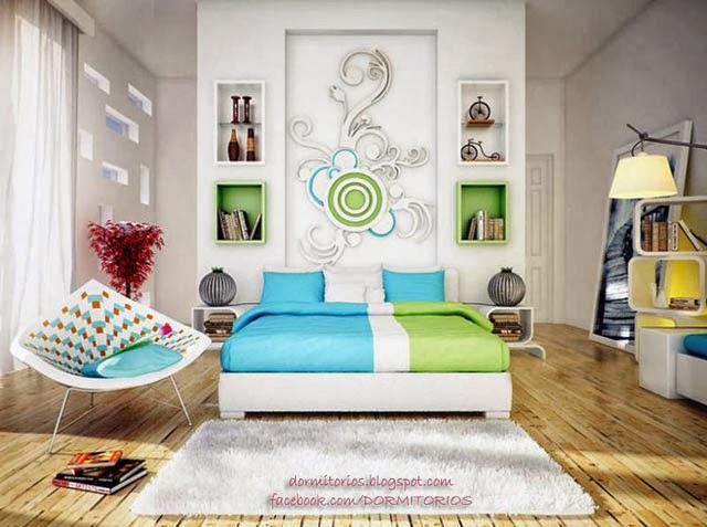 Dormitorios grandes for Cuartos de bano grandes