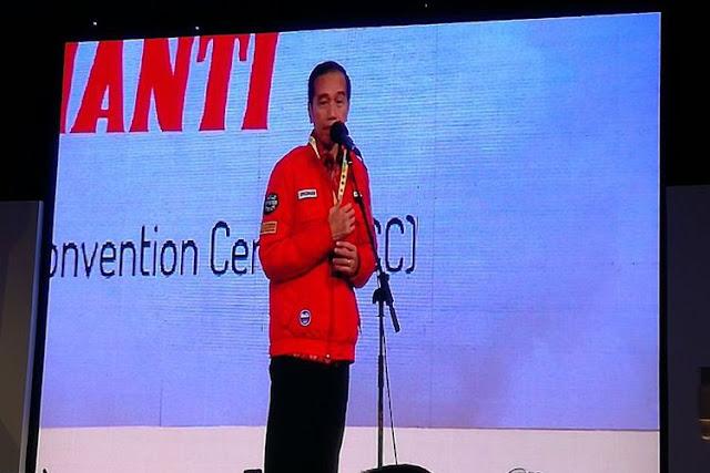 Urung Manggung Bareng Elek Yo Band, Jokowi: Jelek Banget, Mules Dengerinnya