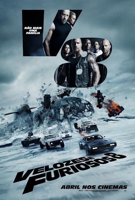 Baixar f8 poster Velozes e Furiosos 8 Dublado Download