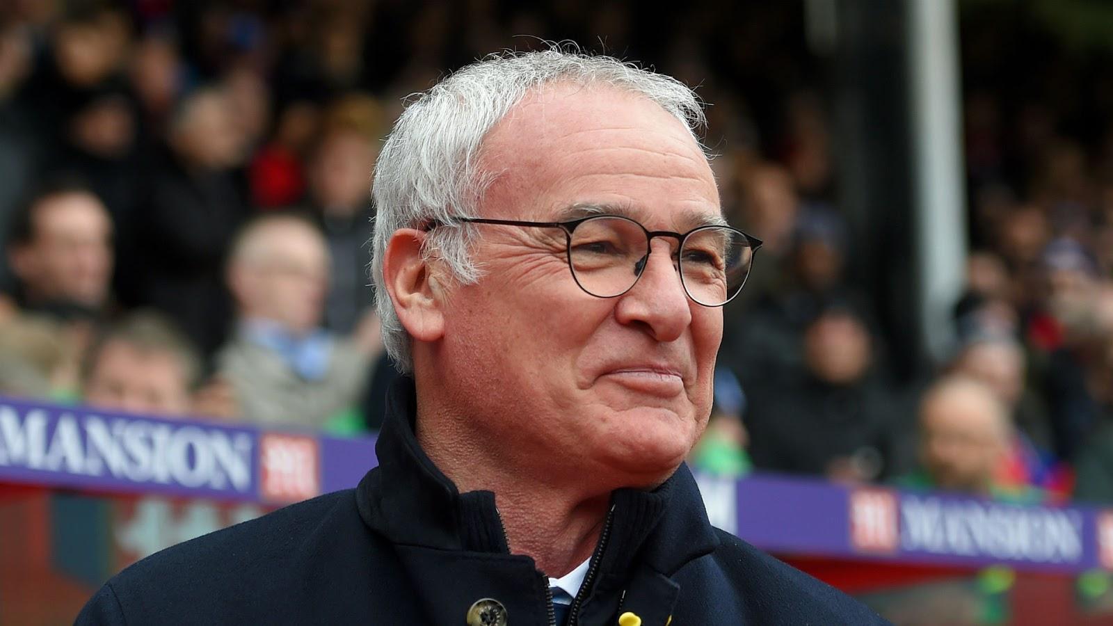 Claudio Ranieri Tidak Ingin Kibarkan Bendera Putih