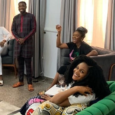 Busola Shares First Photos After Her Explosive Alleged Rape Interview