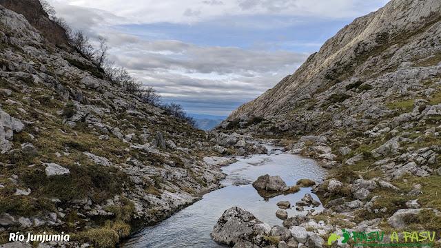 Rio Junjumia, Picos de Europa