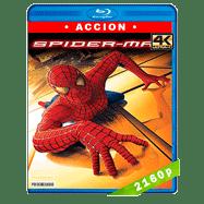 El hombre araña (2002) Ultra HD BDREMUX 2160p Latino