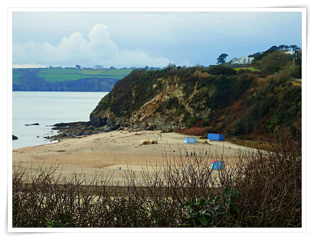 Beach at Carlyon Bay, Cornwall