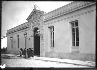Asistencia Publica en 1926