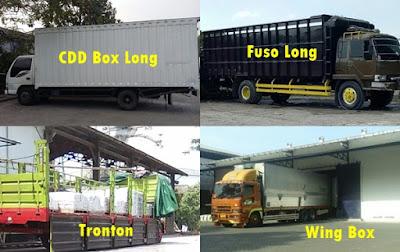 Jasa Angkutan Truk Ekspedisi Jakarta