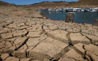 US Drought Levels Fall To Lowest Point In Years