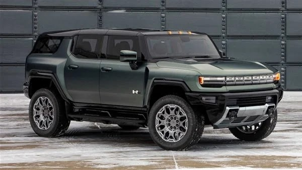 American GMC company .. Hummer unveils its latest releases .. Pictures