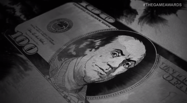 Angry Ben Franklin dollar Batman Telltale Games