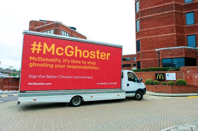 #McGhoster van