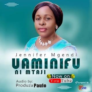 Audio | Jennifer Mgendi - Uaminifu Ni Mtaji Download Mp3