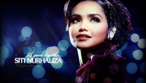 Lirik Lagu Purnama Merindu - Siti Nurhaliza
