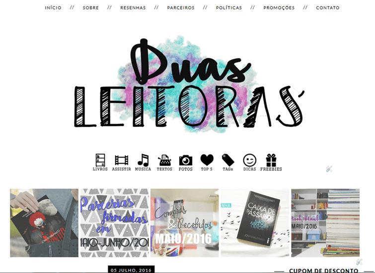 layout personalizado blogger