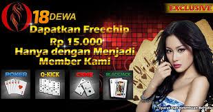 18dewa Agen Judi Poker , Domino dan Ceme Online Indonesia Terpercaya