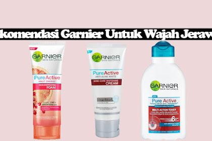 Rekomendasi Garnier Untuk Wajah Jerawat