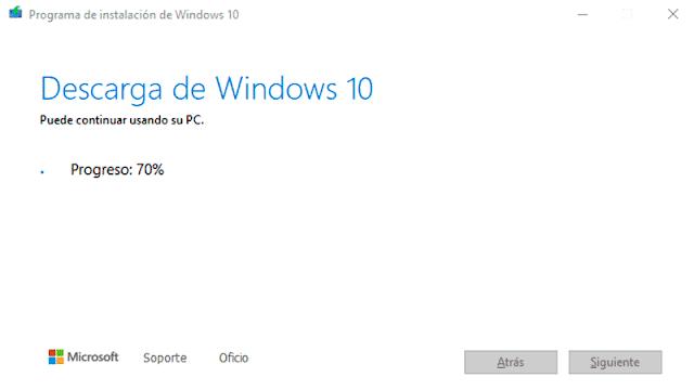 Descarga Windows 10 ISO GRATIS web oficial