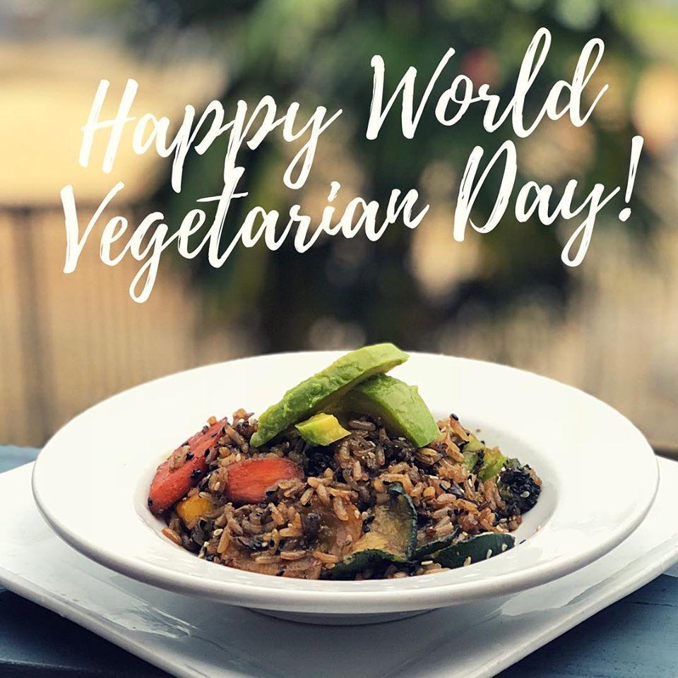 World Vegetarian Day Wishes for Whatsapp