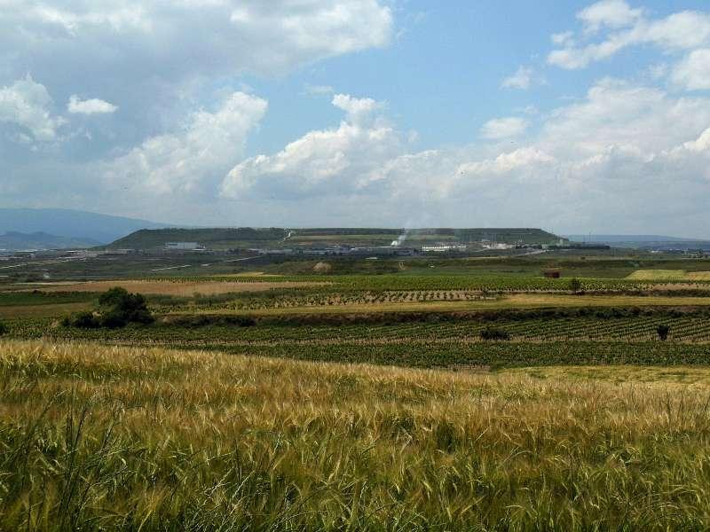 LOGRONO, Rioja, CAMINO, JOLA STĘPIEŃ