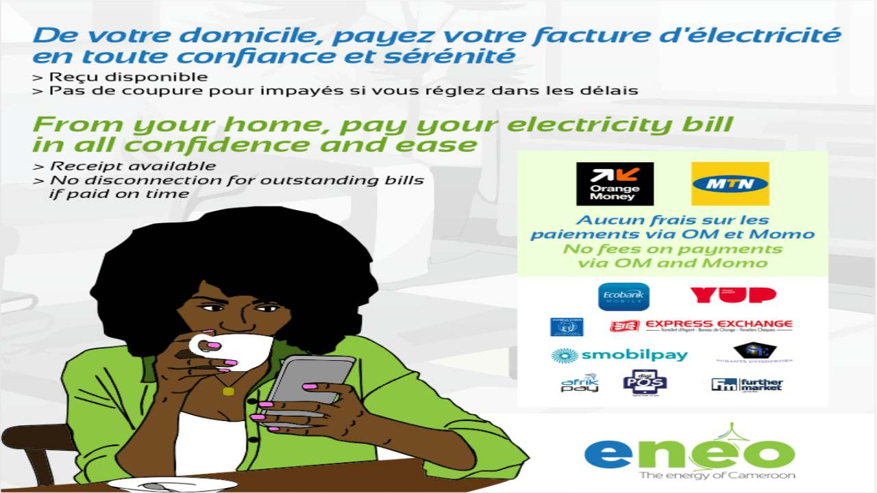 Steps to Check Balance on Eneo Prepaid Meter