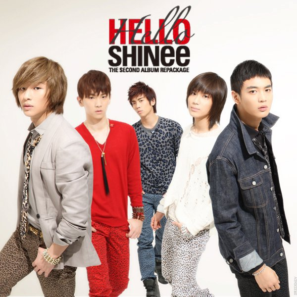 I Like You The Best Shinee Ring Ding Dong Album Cover