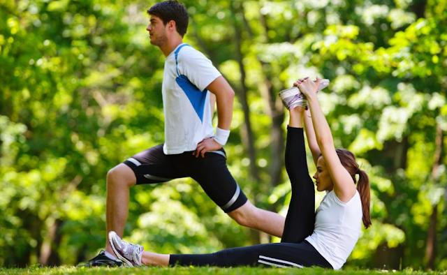 Hilangkan rasa malas Anda demi kesehatan tubuh Anda, berolahraga adalah  solusi terbaik bagi Anda