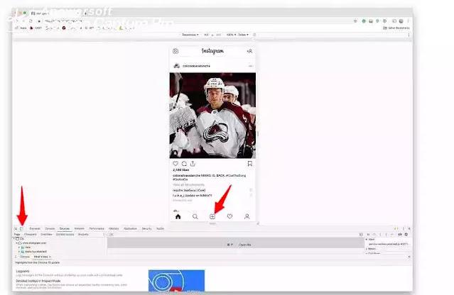 طريقة نشر الصور على إنستجرام من الحاسوب (ويندوز , ماك) بسهولة