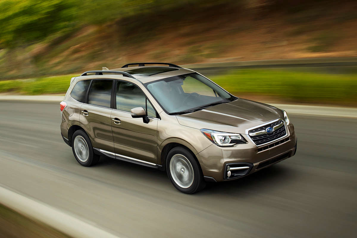 Subaru Philippines Offers Outgoing Forester With 5 Year Interest
