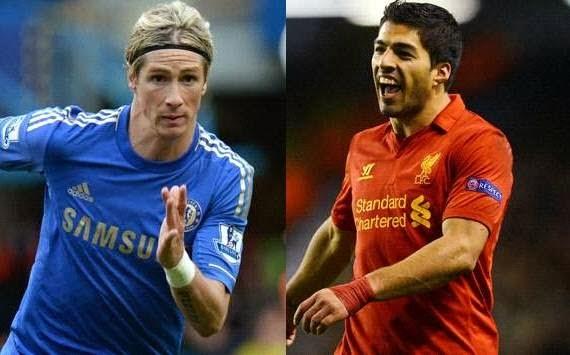 Chelsea Vs Liverpool 2014: Jadwal Siaran TV (Liga Inggris