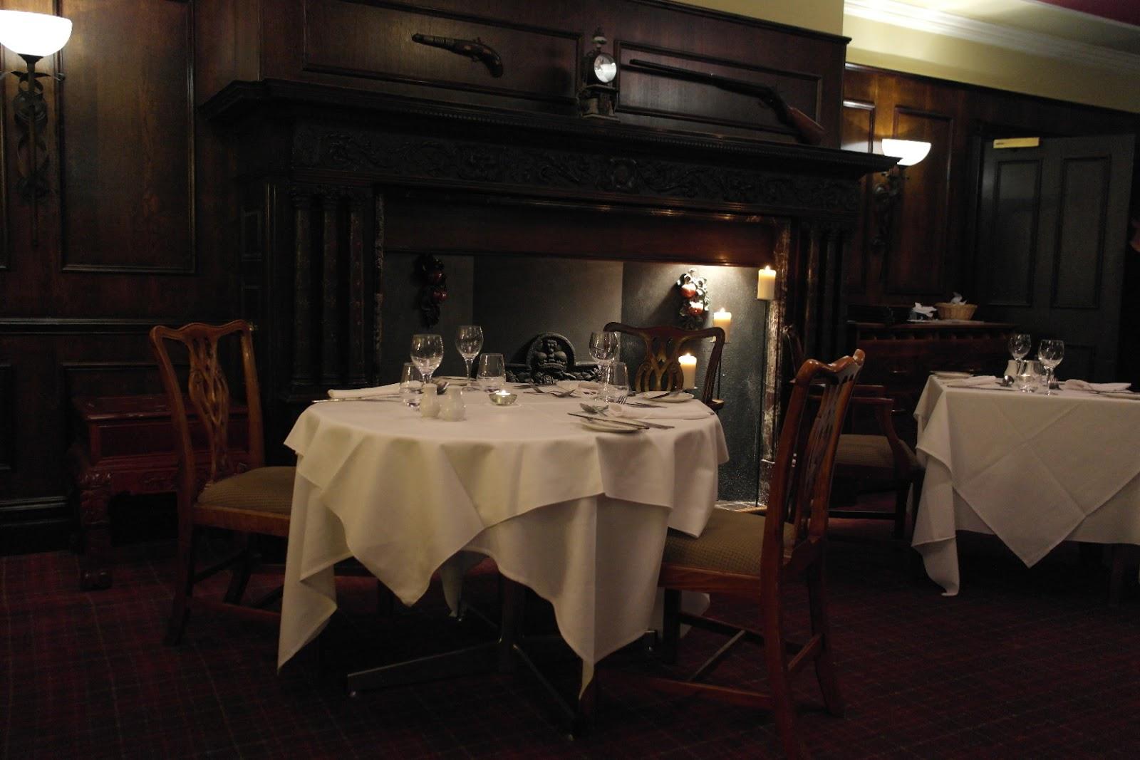 Burtlington's Restaurant, Windermere, Review