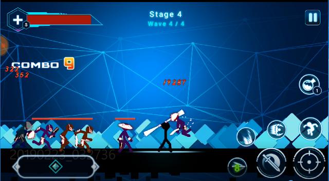 Stickman Ghost 2: Star Wars 6.4 Apk Mod money