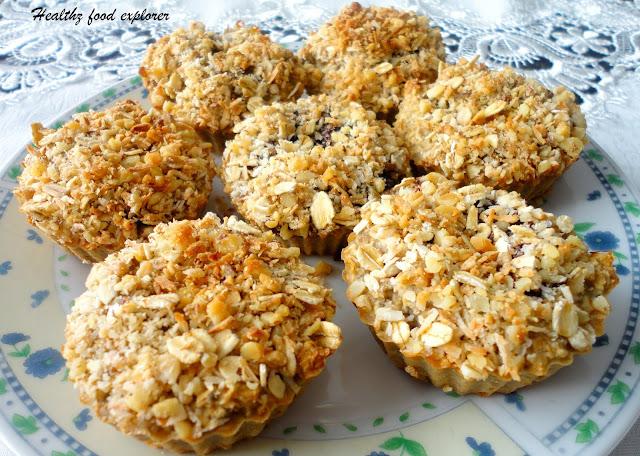 Zdrowe muffinki