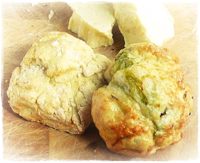 cheese scone ideas