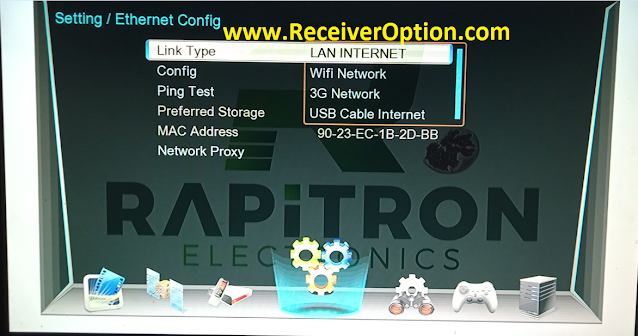 RAPITRON MINI MOXIE 1506G 1G 8M NEW SOFTWARE WITH TNT SAT ASTRA 19 EMU 20 JULY 2020