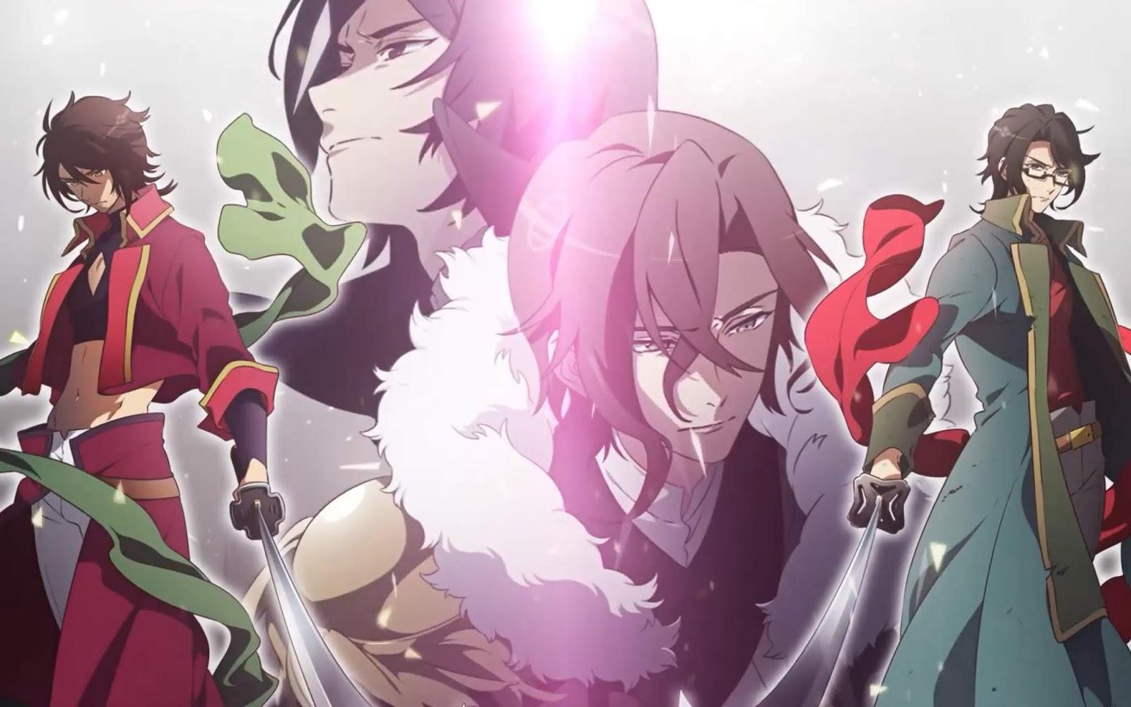 crisis - BAKUMATSU: CRISIS[ 12/ 12] [96 MB] [HD Ligero] [MP4] - Anime Ligero [Descargas]